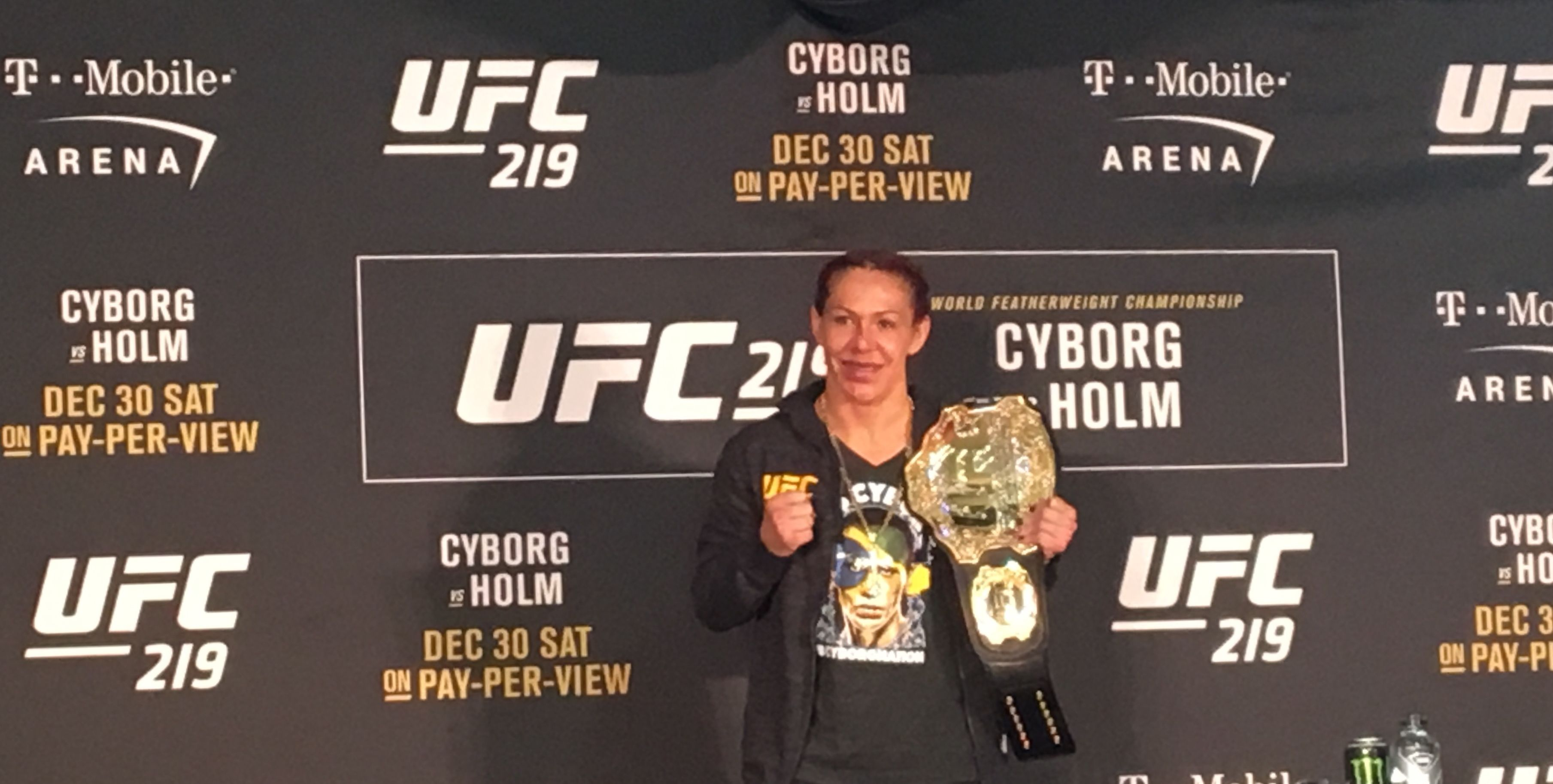 Cyborg Ready For Boxing Match if No UFC Opponent is Ready