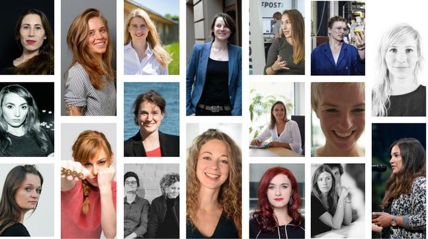 18 junge Frauen, die Deutschland 2018 verändern werden