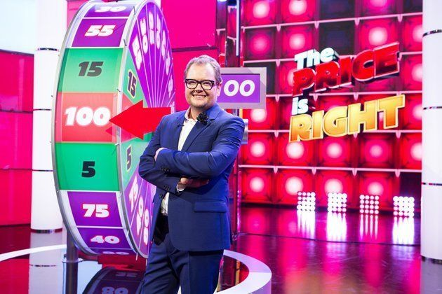 'The Price Is Right' Viewers Demand Full Series After Alan Carr's Festive