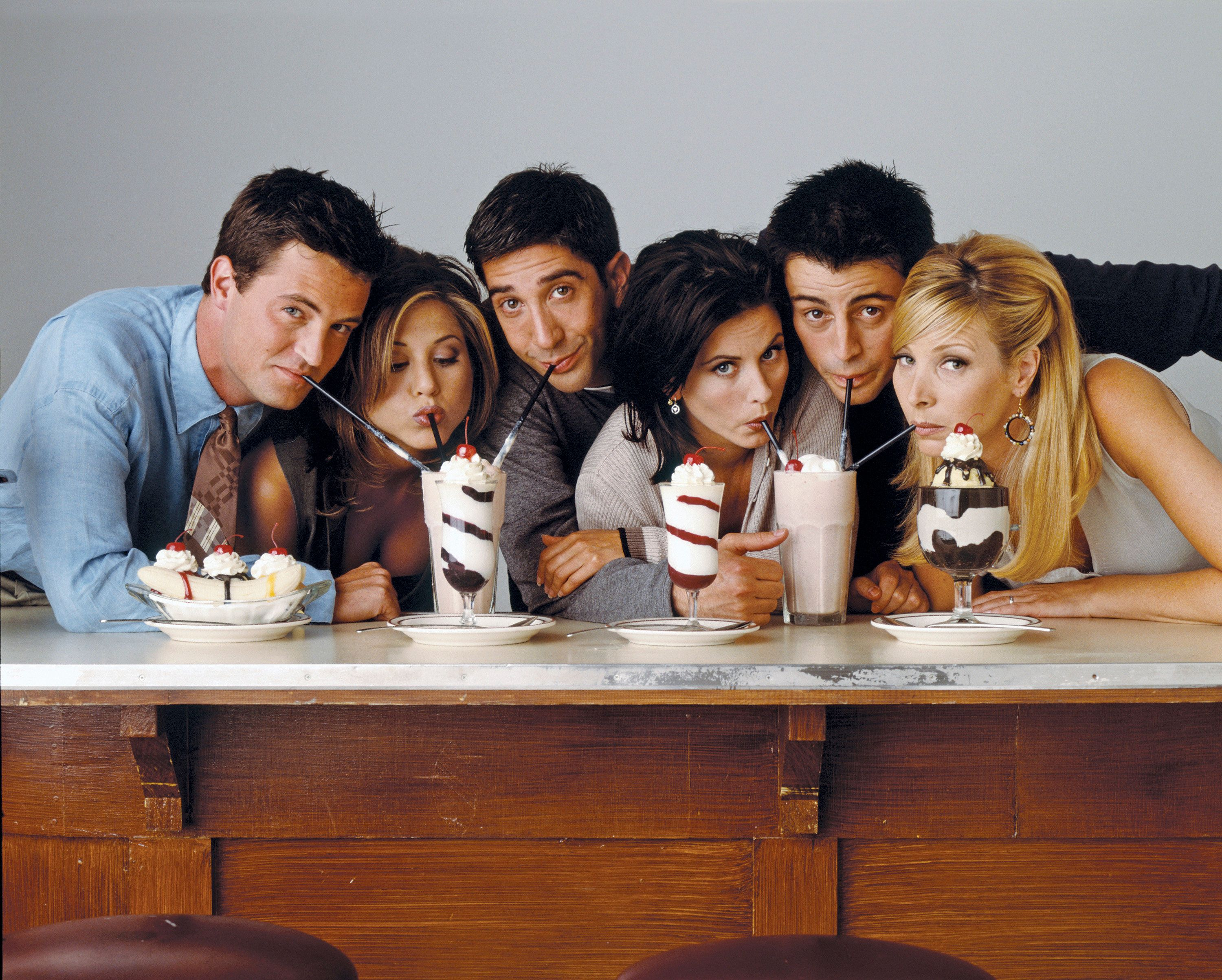 It Looks Like 'Friends' Is Finally Coming To UK