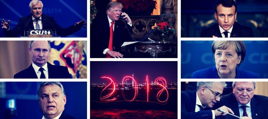 7 Prognosen, wie sich die Welt im Jahr 2018 entwickeln