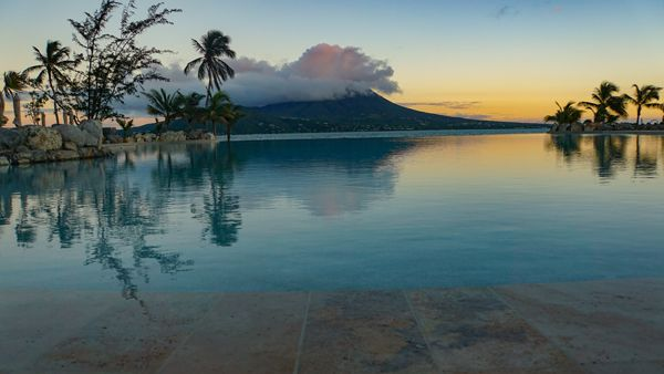 """The vibe is mellow as you'd expect... <a rel=""""nofollow"""" href=""""https://www.instagram.com/parkhyattstkitts/"""" target=""""_blank"""">@p"""