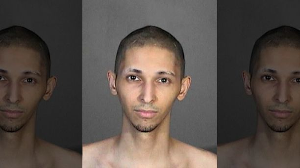 This 2015 booking photo released by the Glendale, Calif., Police Department shows Tyler Raj Barriss.  (Glendale Police Depart