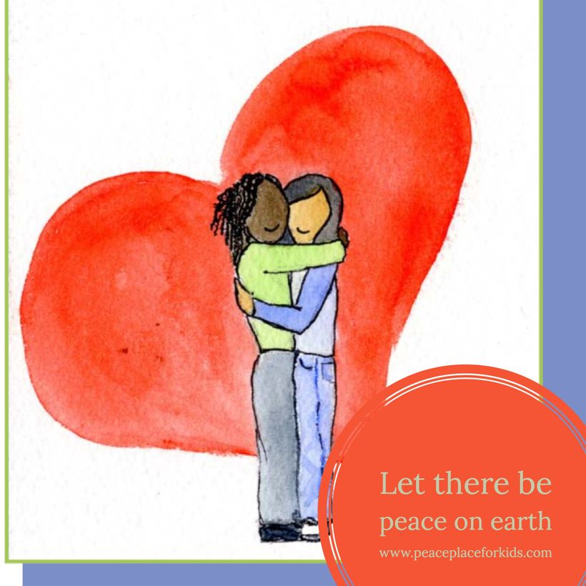 Let there be peace on earth...