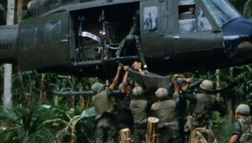 <strong>Rescue in South Vietnam , 1967.</strong>