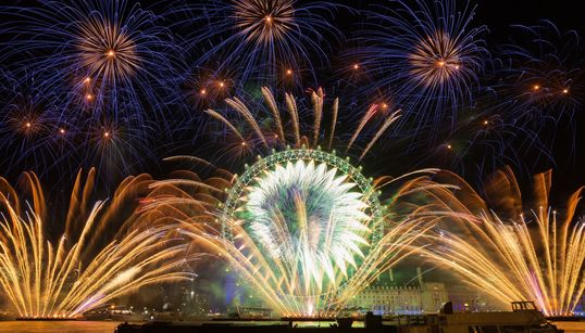 Incredible New Year's Celebrations Around The