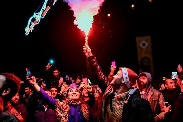 Η Πρωτοχρονιά σε όλο τον κόσμο. Πώς υποδεχτήκαμε το