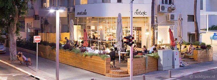 Anastasia Cafe in Tel Aviv, Israel