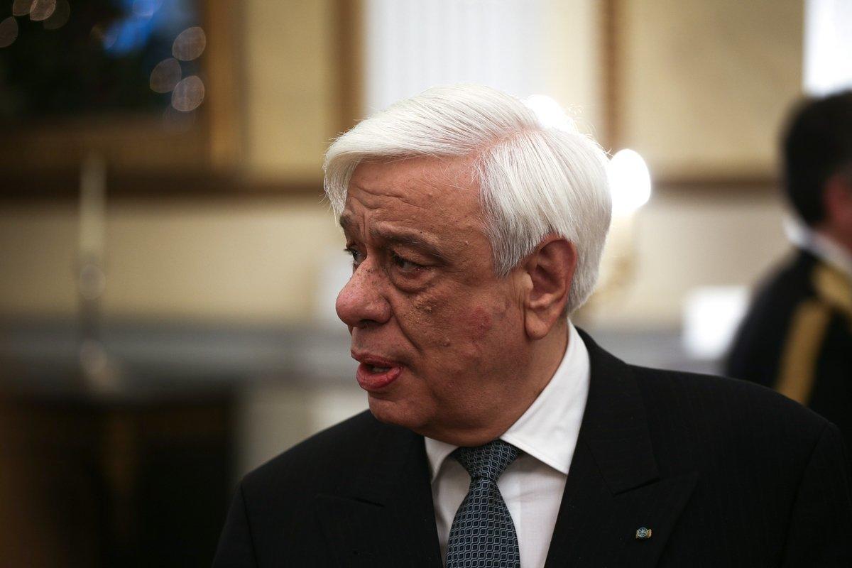 Παυλόπουλος: Όταν οι γείτονες παρεκτρέπονται οφείλουμε να τους δείχνουμε τον σωστό