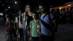 Συνολικά 173 πρόσφυγες και μετανάστες έφτασαν τα μεσάνυχτα στη Λέσβο και τη