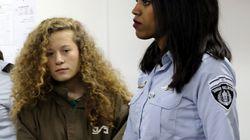 12 κατηγορίες κατά της 16χρονης Ταμίμι η οποία φαίνεται σε βίντεο να χαστουκίζει ισραηλινό