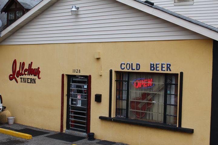 Idle Hour Tavern on Music Row