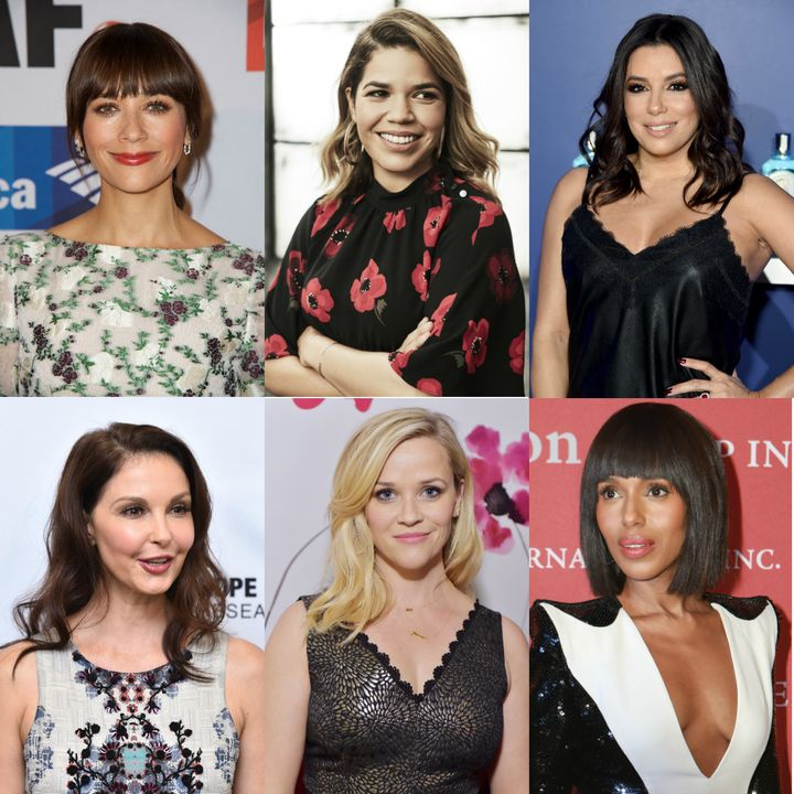 Over 300 women in the entertainment industry launched a campaign Monday to combat sexual harassment and inequality.