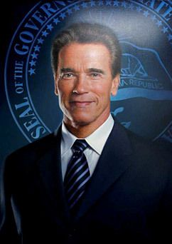 Former Governor of California Arnold Schwarzenegger was a great champion of stem cell research.
