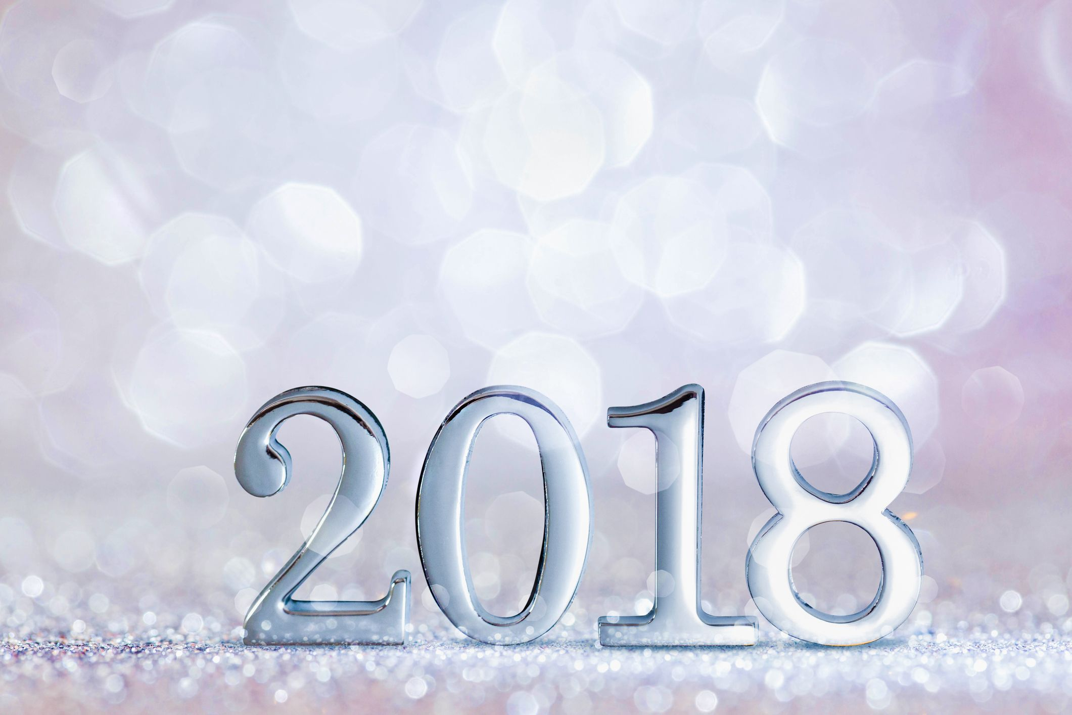 Tips to achieve your 2018 New Year's resolutions