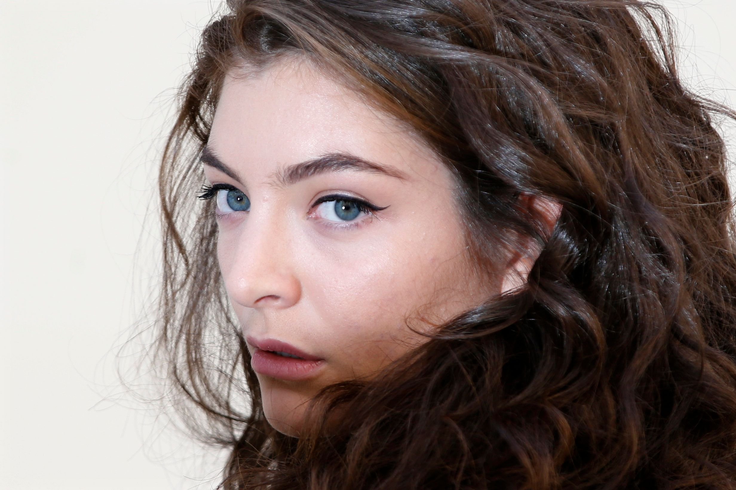 New Zealand pop starLorde