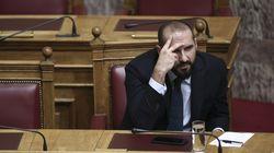 Τζανακόπουλος το θέμα της αίτησης ακύρωσης του ασύλου για τον Τούρκο στρατιωτικό: Είτε δεν ξέρει τι της γίνεται είτε σκοπίμως...