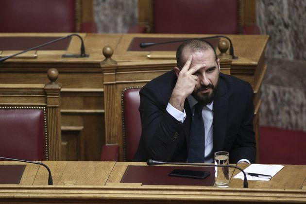 Τζανακόπουλος το θέμα της αίτησης ακύρωσης του ασύλου για τον Τούρκο στρατιωτικό: Είτε δεν ξέρει τι της...