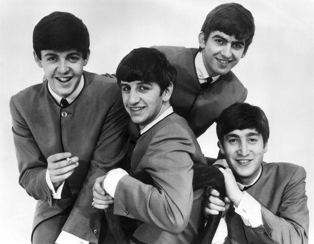 Οι Beatles το 1963, στο απόγειο...