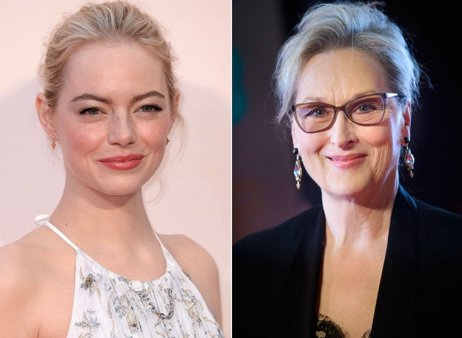 Emma Stone And Meryl Streep Among 300 Female Actors Backing New Sexual Harassment