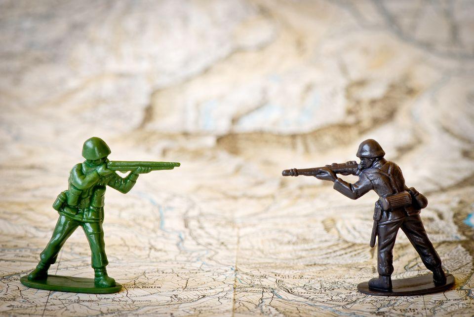 Ο ανταγωνισμός των ηγεμονικών δυνάμεων και πώς επηρεάζονται οι