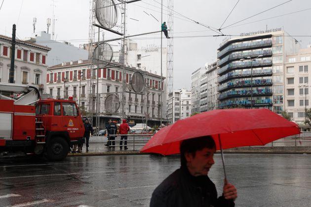 Επιδείνωση του καιρού με βροχές και χιόνια από το βράδυ της