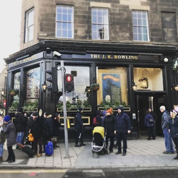 Edinburgh Pub Named After Sir Arthur Conan Doyle Rebranded As 'The JK
