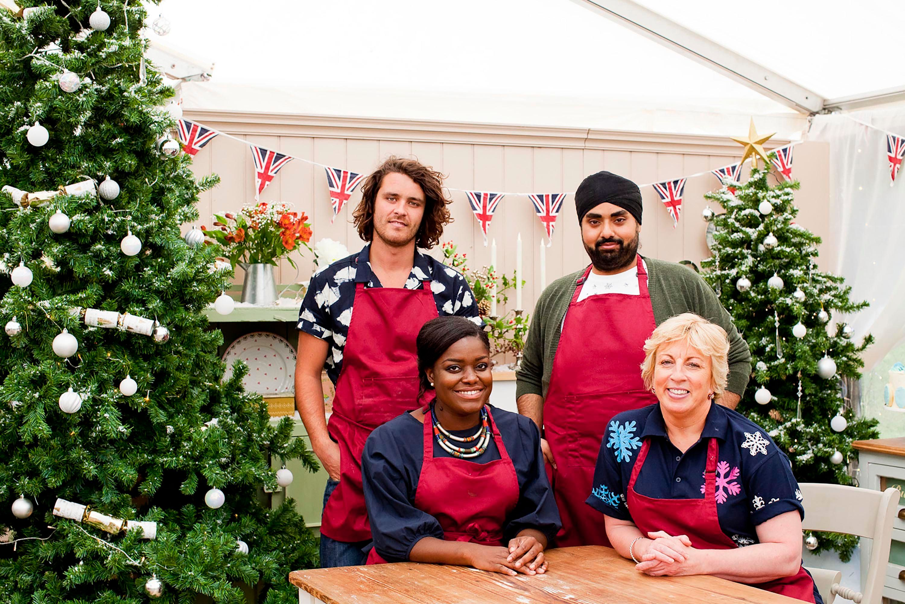 Baked Alaska Returned To 'Bake Off' And It Was Too Much For Viewers After 2014's #BinGate