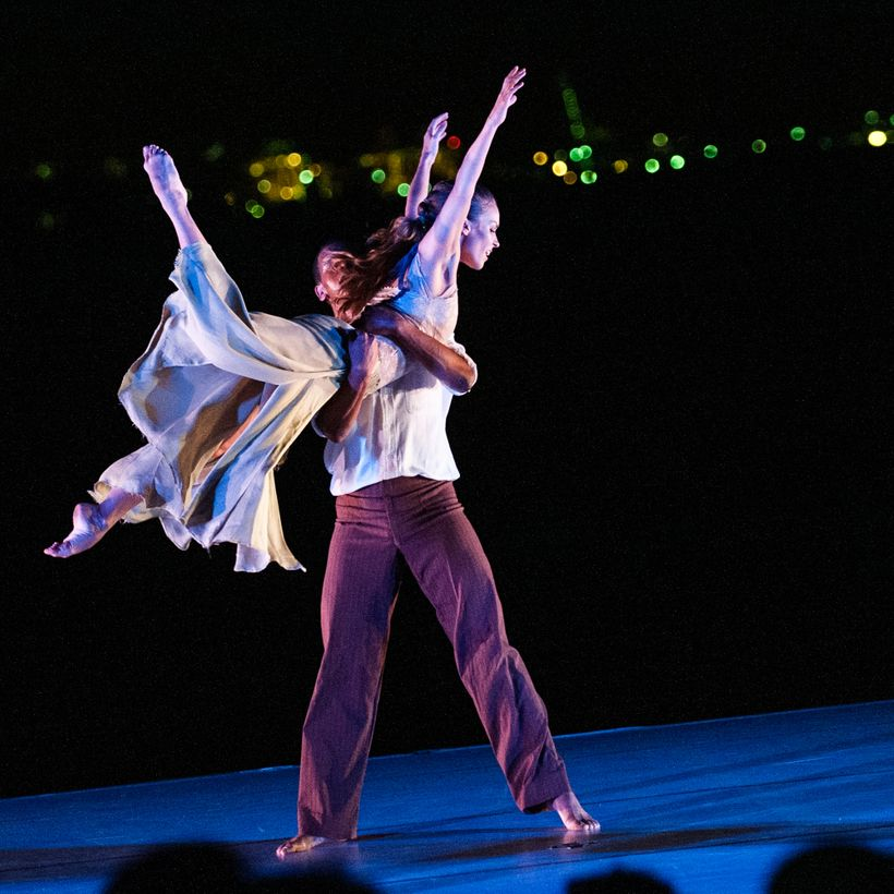 Buglisi Dance Theatre in <em>Bare To The Wall</em>
