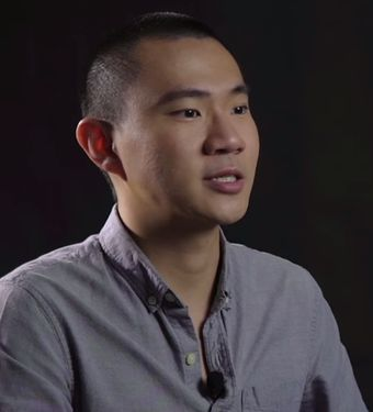 Popo Chen, Founder and CEO of Cobinhood