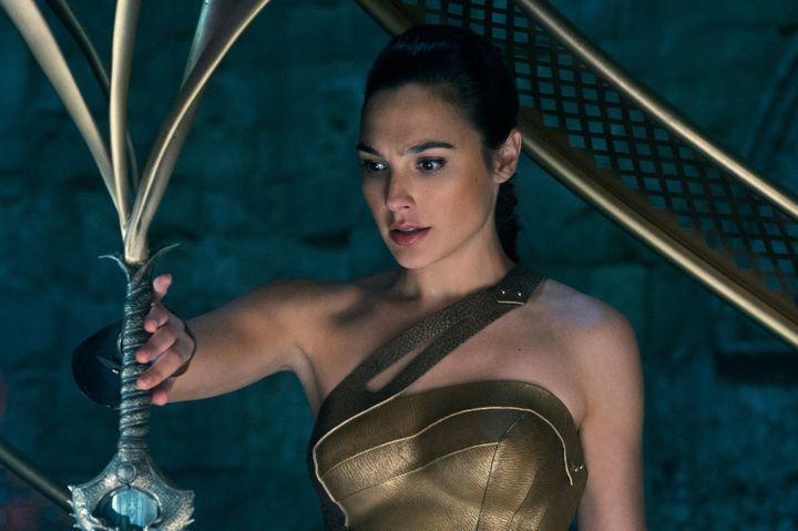 "Gal Gadot as ""Wonder Woman"" helped women to slay the box office in 2017."