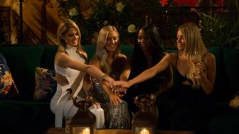 THE BACHELOR - 'Episode 2201' - What do a quirky, cute set decorator who has a thing for taxidermy, death and zombies; a Yale graduate with the business acumen to be a big success, but failing grades in love; a rock-climbing nanny who combines youthful exuberance with classic charm; a lovely Latin lady who can spice things up in the romance department; and a former model who harbors a huge secret all have in common? They all have their sights set on making the Bachelor, Arie Luyendyk Jr., their future husband when the much-anticipated 22nd edition of ABCs hit romance reality series The Bachelor premieres, MONDAY, JAN. 1 (8:00-10:01 p.m. EST), on The ABC Television Network. (Paul Hebert/ABC via Getty Images) LAUREN J., LAUREN B., LAUREN G., LAUREN S.