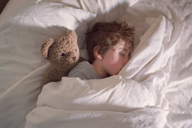 7 Steps To Stop Your Child Coming Into Your Bed At