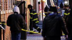Toυλάχιστον 16 άνθρωποι έχουν τραυματιστεί από πυρκαγιά σε τετραώροφο κτίριο στη Νέα
