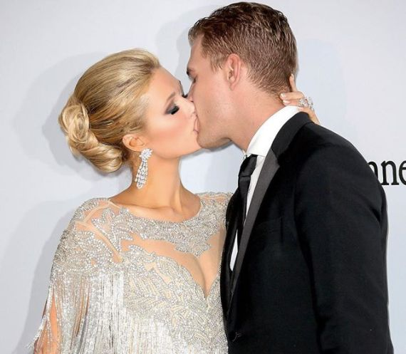 Paris Hilton Gets Engaged On A Snowy Mountaintop To Actor Chris
