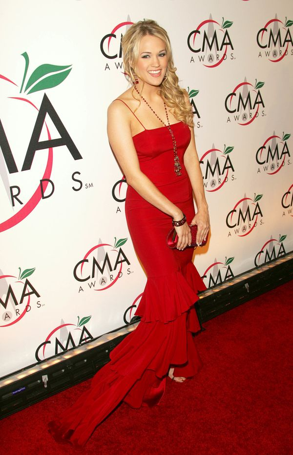 Atthe Country Music Association Awards at Madison Square Garden on Nov. 15, 2005 in New York City.