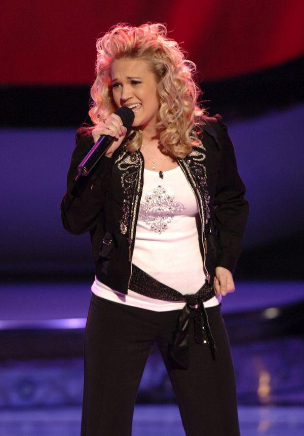 """Performing on """"American Idol."""""""