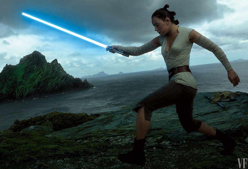 """The Last Jedi"" offers women leaders new ways to slay."