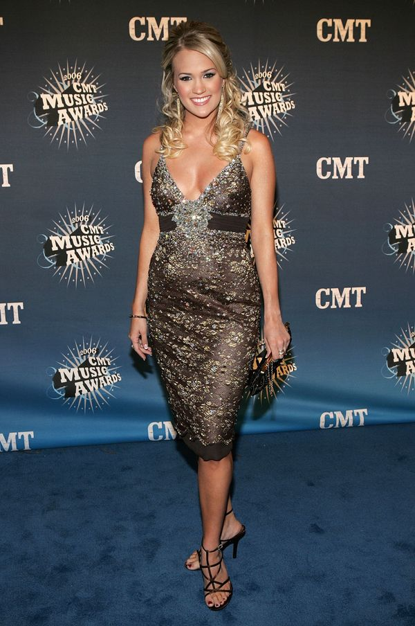 At the 2006 CMT Music Awards on April 10, 2006 in Nashville, Tennessee.