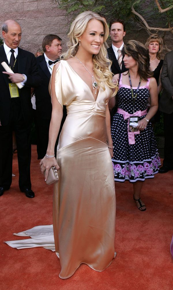 At the Academy of Country Music Awards on May 23, 2006 in Las Vegas.