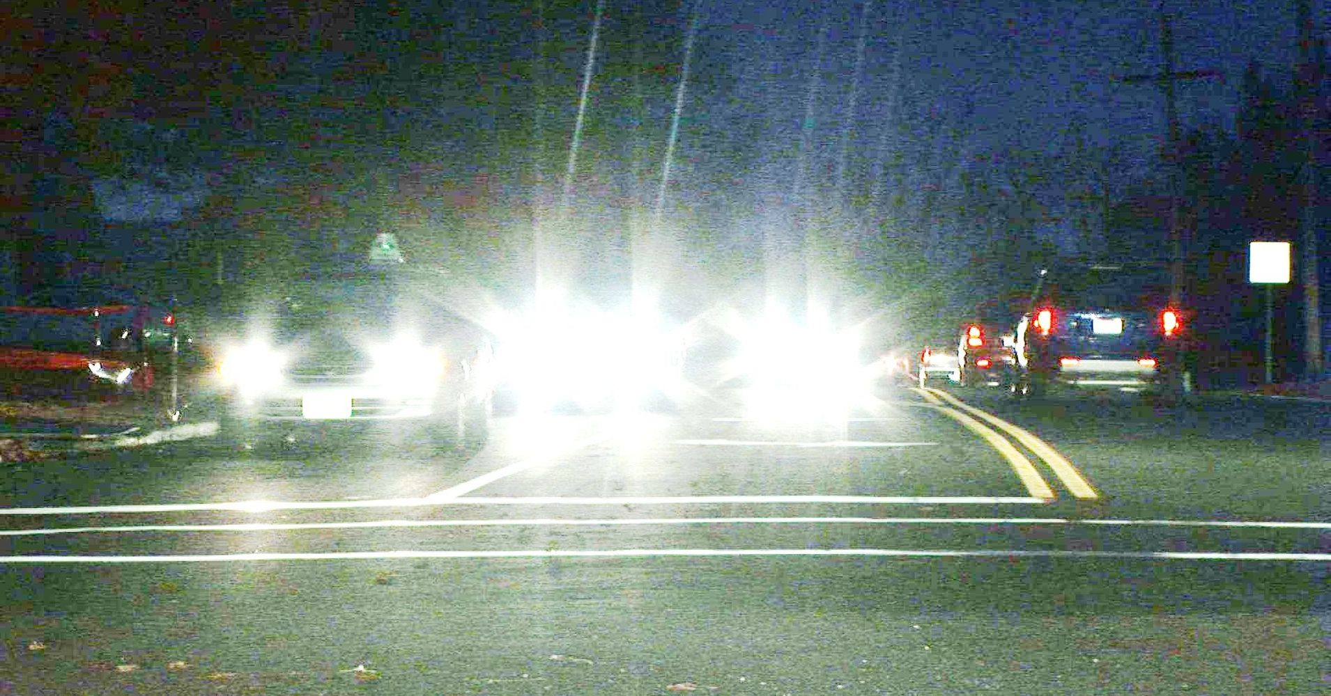 Ban Blinding Headlights Huffpost
