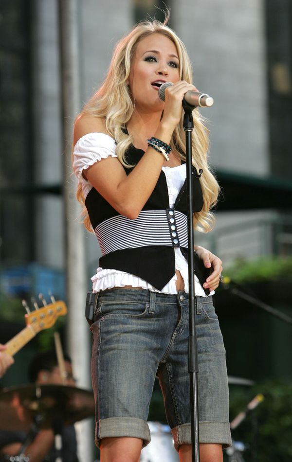 """Performing duringABC's """"Good Morning America"""" concert series in Bryant Park on Aug. 11, 2006 in New York City."""