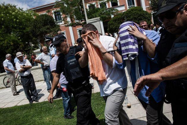 Στο Διοικητικό Εφετείο Αθηνών η αίτηση ακύρωσης ασύλου στον Τούρκο