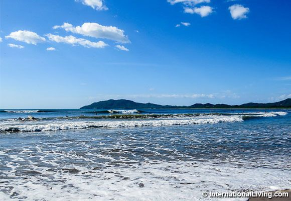Tamarindo surf, Tamarindo beach, Tamarindo, Costa Rica.