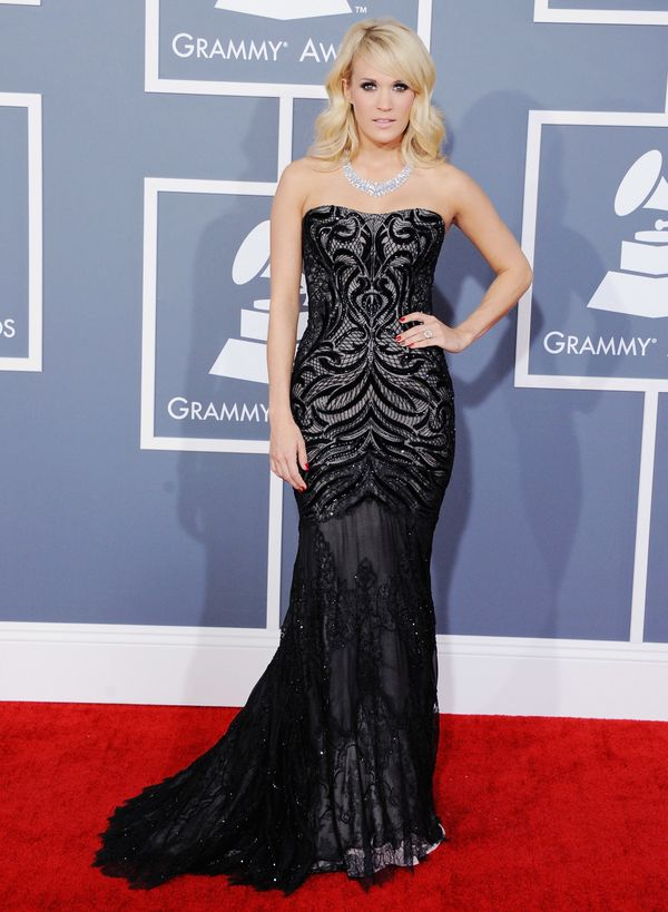 At the Grammy Awards on Feb. 10, 2013 in Los Angeles.