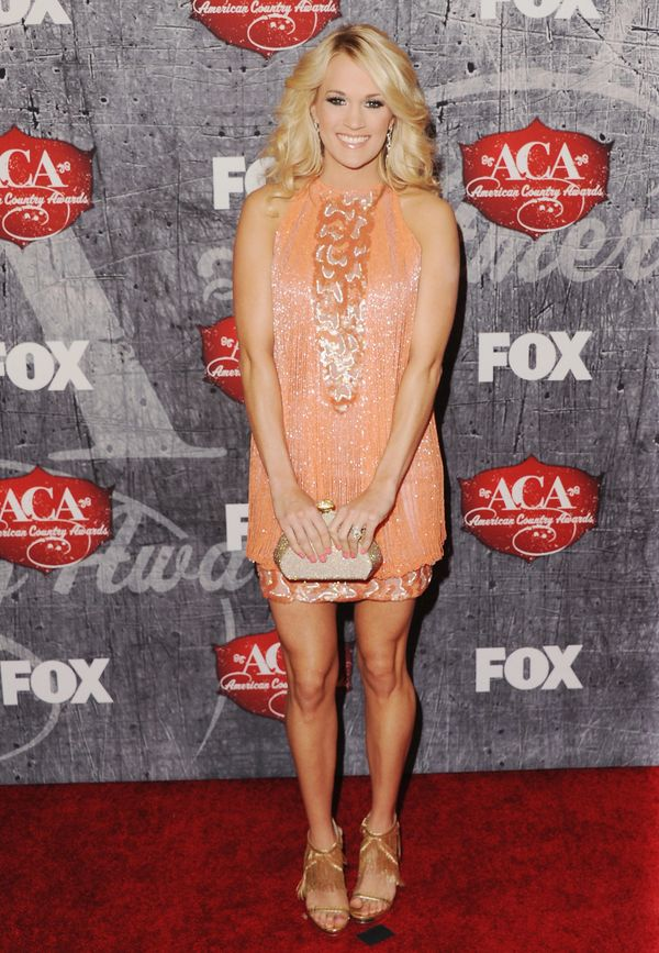 At the American Country Awards at Mandalay Bay on Dec. 10, 2012 in Las Vegas.