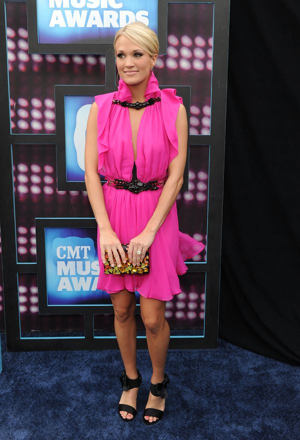 At the CMT Music Awards on June 9, 2010 in Nashville, Tennessee.
