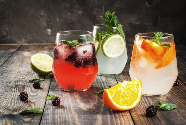 Try these nonalcoholic drinks next time you're at the