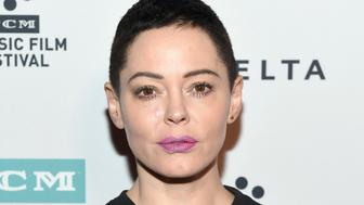 LOS ANGELES, CA - APRIL 09:  Actor Rose McGowan attends the screening of 'Lady in the Dark' during the 2017 TCM Classic Film Festival on April 9, 2017 in Los Angeles, California. 26657_006  (Photo by Matt Winkelmeyer/Getty Images for TCM)