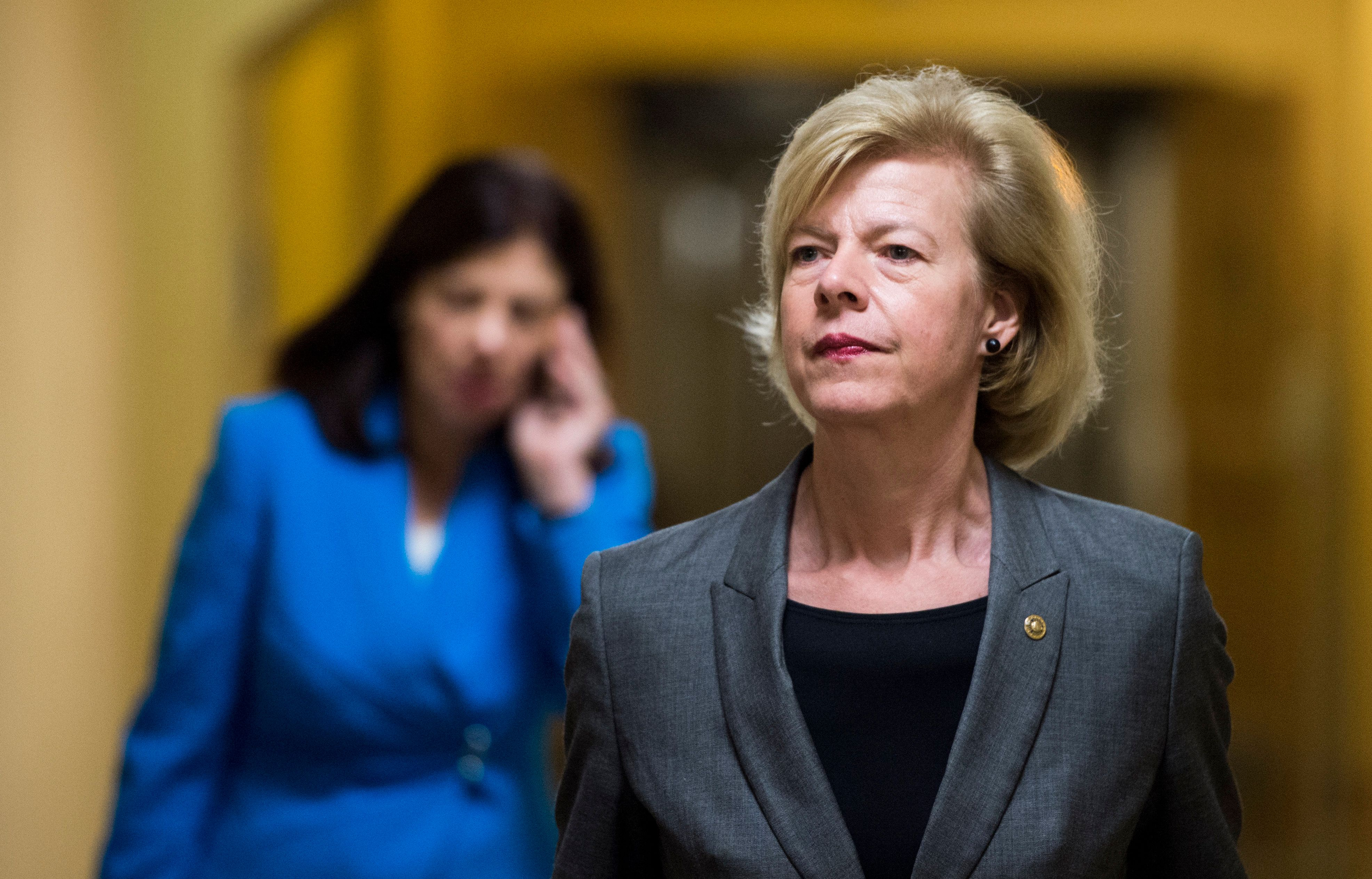 Sen. Tammy Baldwin (D-Wis.) has carved out a record as one of the Senate's leading